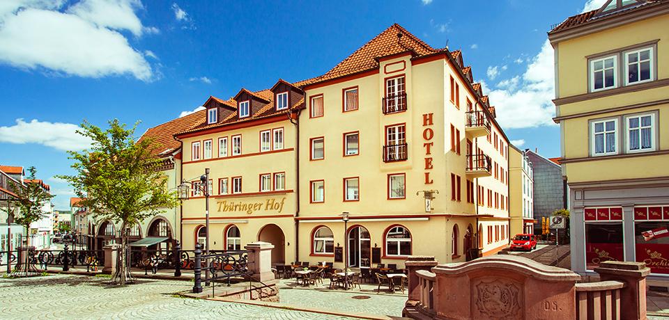 Hotel Thuringer Hof Sondershausen